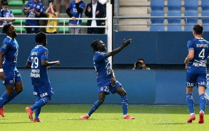 Troyes-Angers 1-1