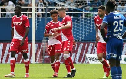 Troyes-Monaco 1-2