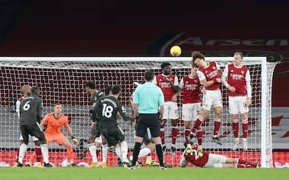 Arsenal-Man United 0-0