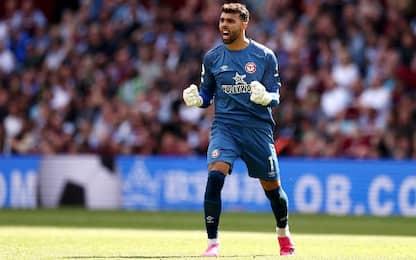 Aston Villa-Brentford 1-1