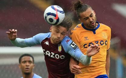 Aston Villa-Everton 0-0