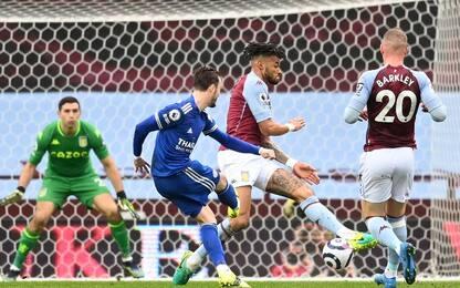 Aston Villa-Leicester 1-2