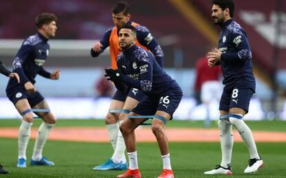 Aston Villa-Manchester City 1-2