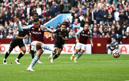 Aston Villa-Newcastle 2-0