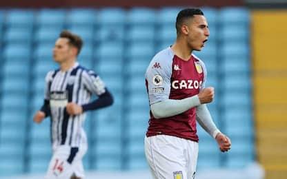Aston Villa-West Bromwich Albion 2-2