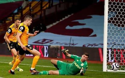 Aston Villa-Wolves 0-0