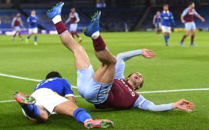Brighton-Aston Villa 0-0