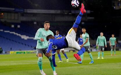 Brighton-Everton 0-0