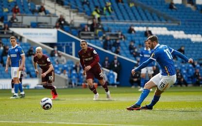 Brighton-Leeds 2-0