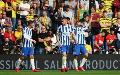 Brighton-Watford 2-0