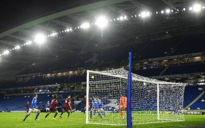 Brighton-Wolves 3-3: highlights