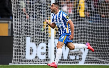 Burnley-Brighton 1-2