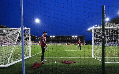 Burnley-Fulham 1-1