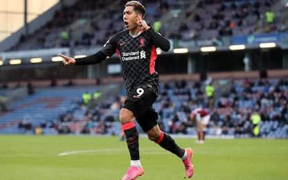 Burnley-Liverpool 0-3