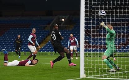 Burnley-West Ham 1-2