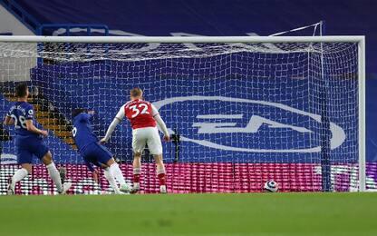 Chelsea-Arsenal 0-1