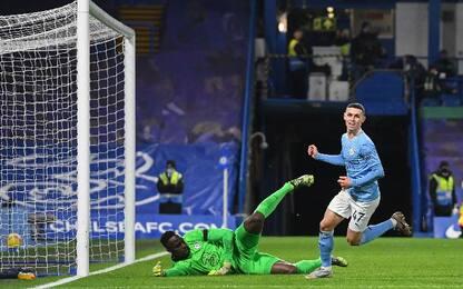 Tris del City, Chelsea battuto in casa: 3-1