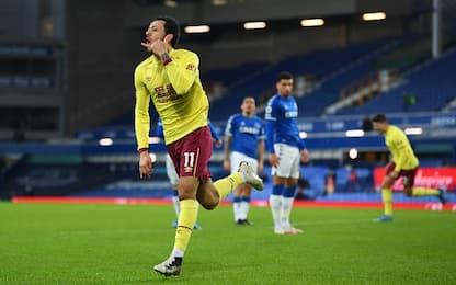Everton-Burnley 1-2