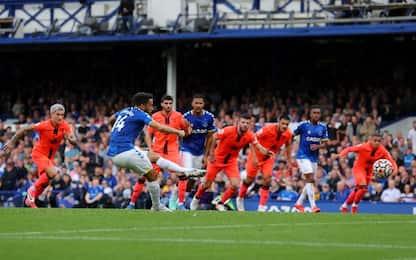Everton-Norwich 2-0