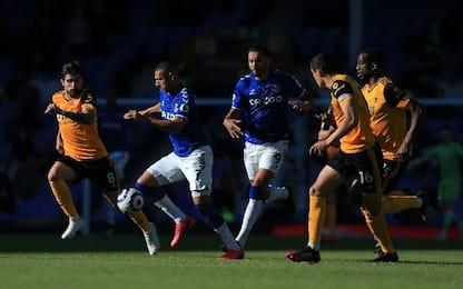 Everton-Wolves 1-0