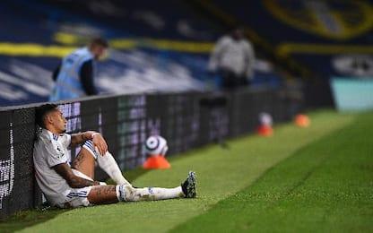 Leeds United-Aston Villa 0-1