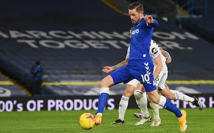 Leeds United-Everton 1-2