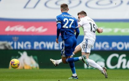 Leicester-Leeds United 1-3