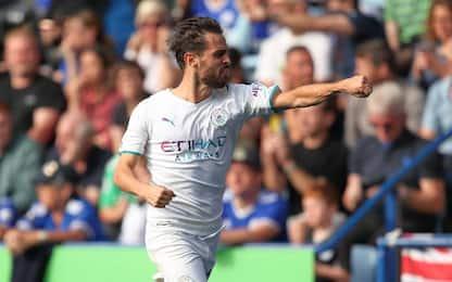 Leicester-Man City 0-1