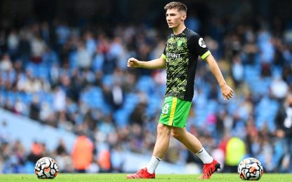 Man City-Norwich 5-0