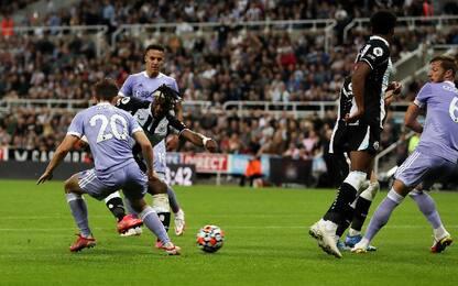 Newcastle-Leeds 1-1