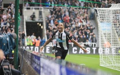 Newcastle-West Ham 2-4