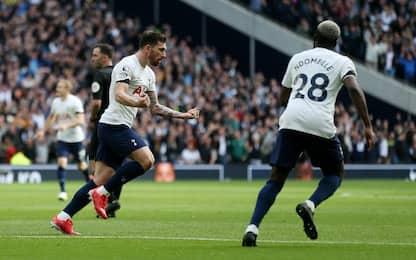 Tottenham-Aston Villa 2-1