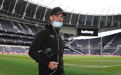 Tottenham-Man City 1-0