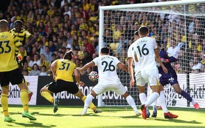 Watford-Wolves 0-2