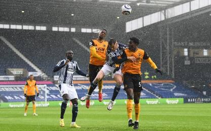 West Bromwich Albion-Wolves 1-1