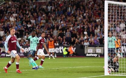West Ham-Leicester 4-1