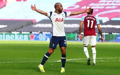 West Ham-Tottenham 2-1