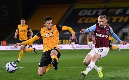 Wolves-West Ham 2-3
