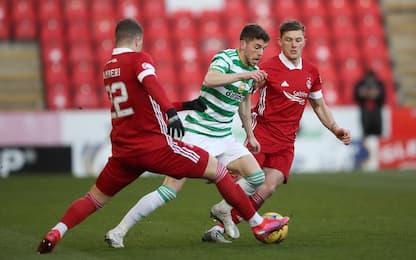Aberdeen-Celtic 1-1