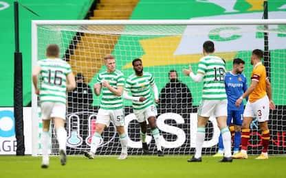 Celtic-Motherwell 2-1
