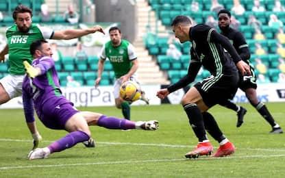 Hibernian-Celtic 0-0