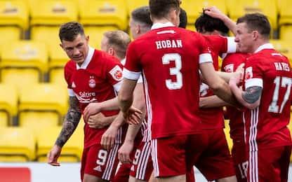 Livingston-Aberdeen 1-2