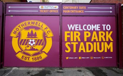 Motherwell-Ross County 1-2