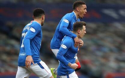 Rangers-Kilmarnock 1-0