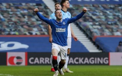 Rangers-Ross County 5-0
