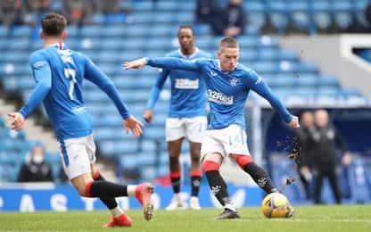 Rangers-St. Mirren 3-0