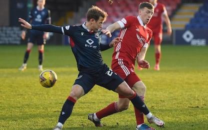 Ross County-Aberdeen 4-1