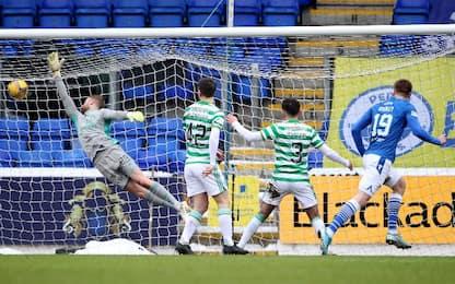St. Johnstone-Celtic 1-2