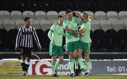St. Mirren-Celtic 0-4