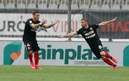 Ascoli-Empoli 2-0